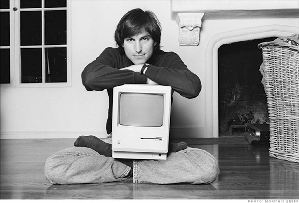 Steve Jobs 01 - Гений и злодей Стив Джобс