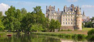 Призрак замка Бриссак