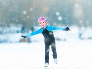 Детские коньки: особенности выбора
