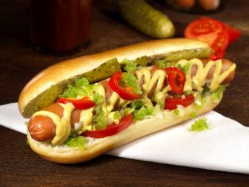 Интересные факты о «правильных» американских хот-догах