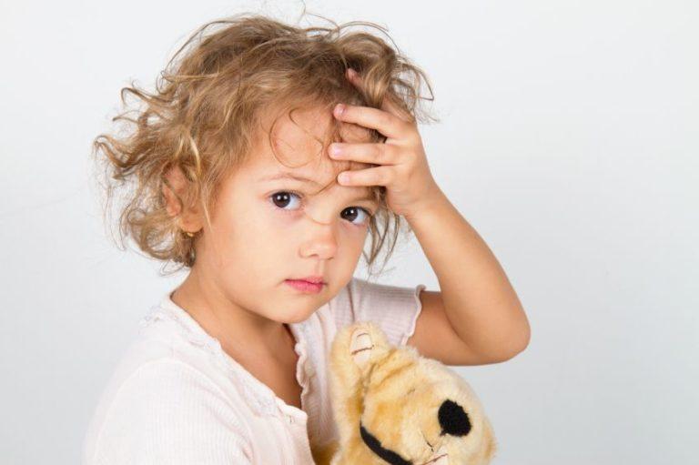 Как помочь ребенку при головной боли
