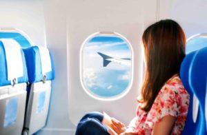 Почему нужно поднимать спинку кресла при взлёте и посадке самолёта