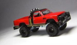Характеристики игрушек Hot Wheels