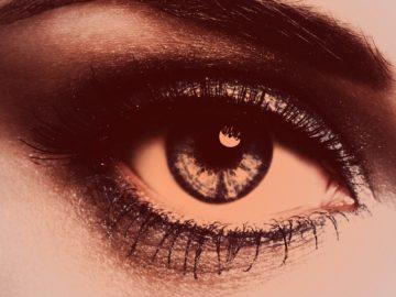 Семь удивительных фактов о наших глазах (инфографика)