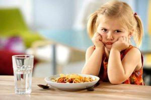 Пищевая непереносимость у детей