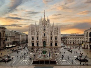 20 интересных фактов о Милане