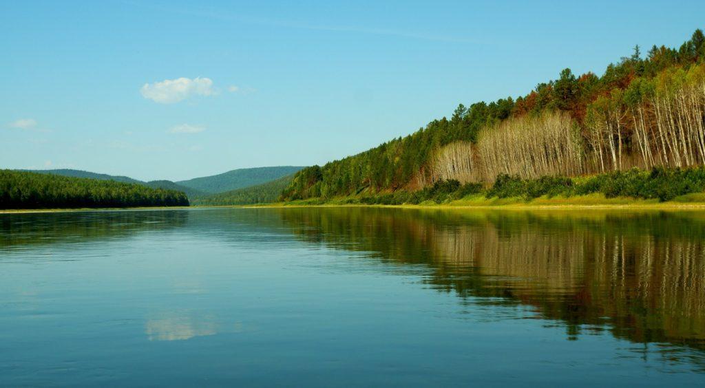 Techet reka Lena rLena Avtor Ev La 1024x564 - 8 интересных фактов о реке Лена