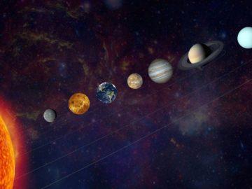 35 интересных фактов о Солнечной системе