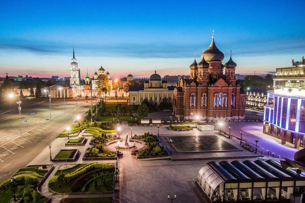 Интересные факты о Центральной России