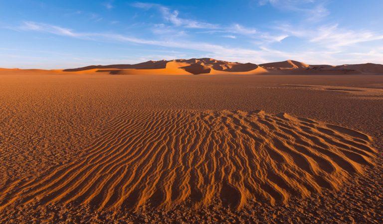 15 интересных фактов о пустынях