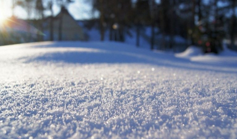 19 интересных фактов о снеге