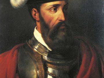 16 фактов о Франсиско Писарро