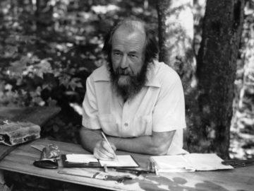 25 интересных фактов о Солженицине